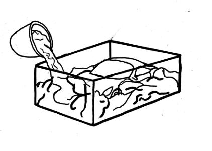 yksiosainen silikonimuotti 3